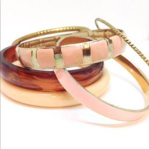 Jewelry - Bracelets LOT Of 6 Bangles